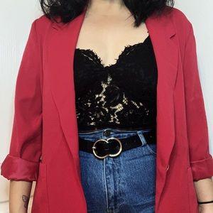 Jackets & Blazers - Red blazer